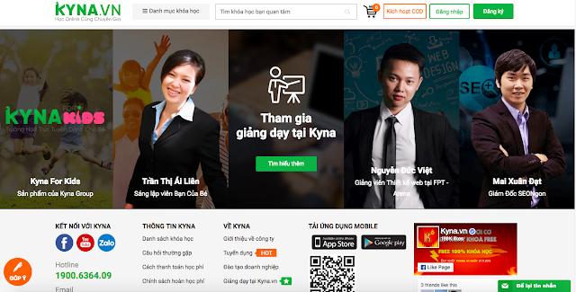 Các Trung Tâm Đào Tạo Marketing Online Uy Tín