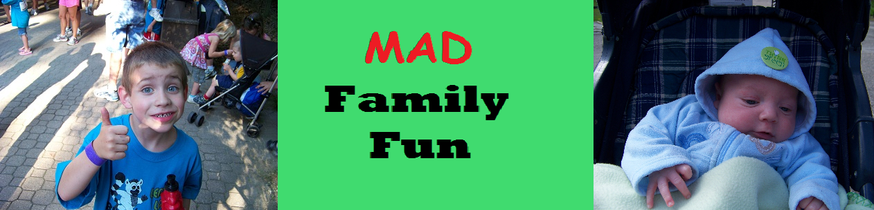 MAD Family Fun