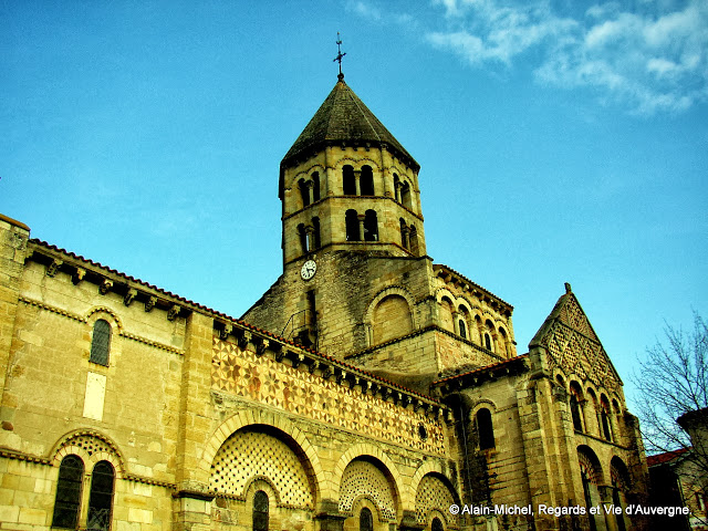 Eglise de Chauriat, Puy-de-Dôme