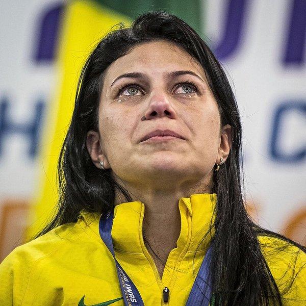 Mónica Santos, la atleta paralímpica que se negó a abortar