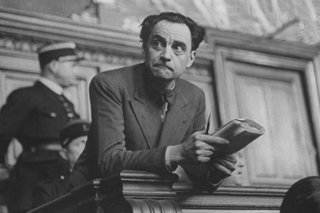 El 25 de mayo de 1946 moría en la guillotina de la prisión de La Santé  (París) f0e90a3cf21