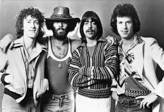Quantum Jump 1974 - Rupert Hine, Trevor Morais, Mark Warner & John G Perry
