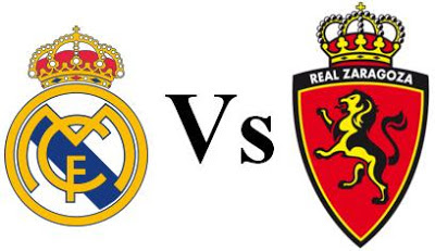 Real Madrid vs Zaragoza