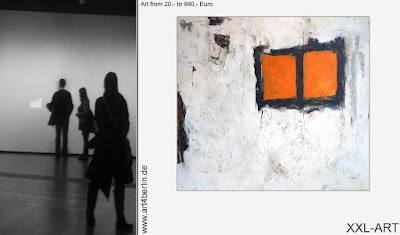 Kunst aus den Ateliers begabter Berliner Künstler!