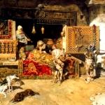 El venedor de tapissos (Marià Fortuny i Marsal)