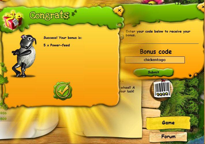 Farmerama Bonuscode