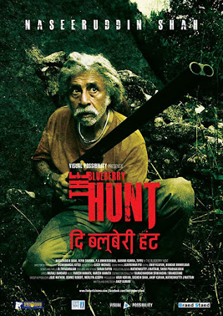 Poster Of Hindi Movie The Blueberry Hunt 2016 Full HD Movie Free Download 720P Watch Online