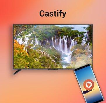 تطبيق Castify: Cast to TV