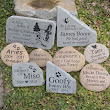 Beautifully Engraved Stones
