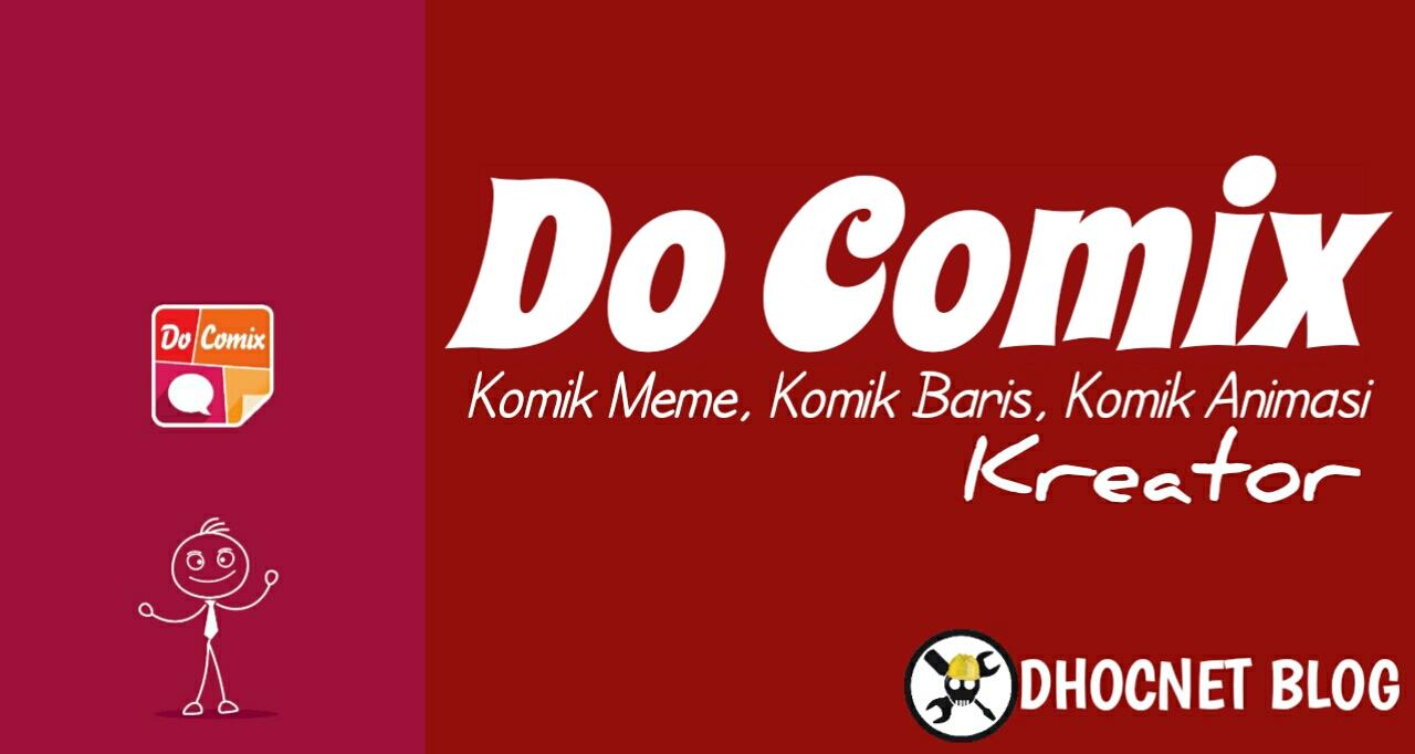 Do Comix - Meme & Comic Panel Kreator Untuk Android