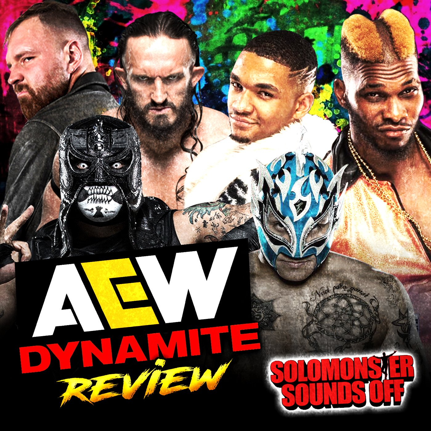 AEW Dynamite (19 February 2020) English 400MB HDTV 480p