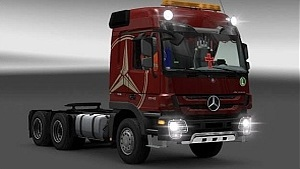Mercedes MP3 MegaMod v2.0