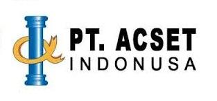 Lowongan Kerja PT. Acset Indonusa Tbk Area Jakarta Terbaru 2016