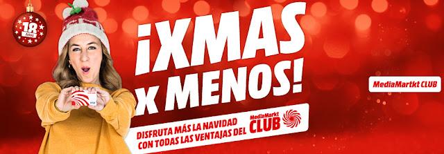 Top 10 ofertas folleto ¡Xmas x Menos! de Media Markt