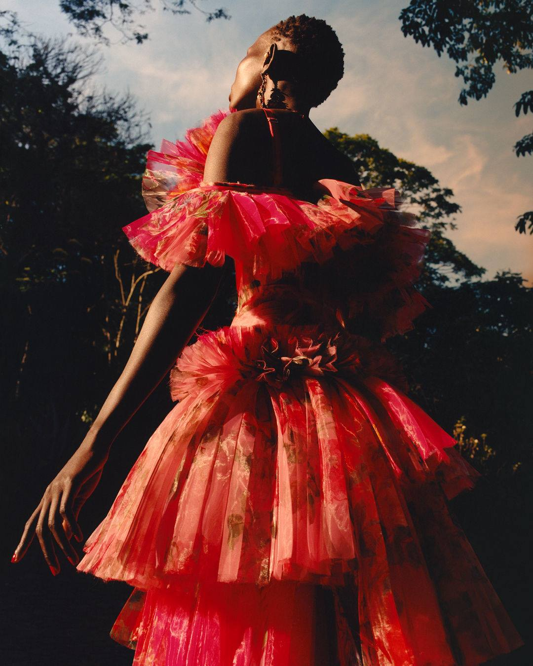 Alexander McQueen Spring Summer 2018 Ad Campaign