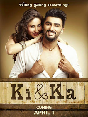 Ki & Ka (2016) Watch full hindi movie online