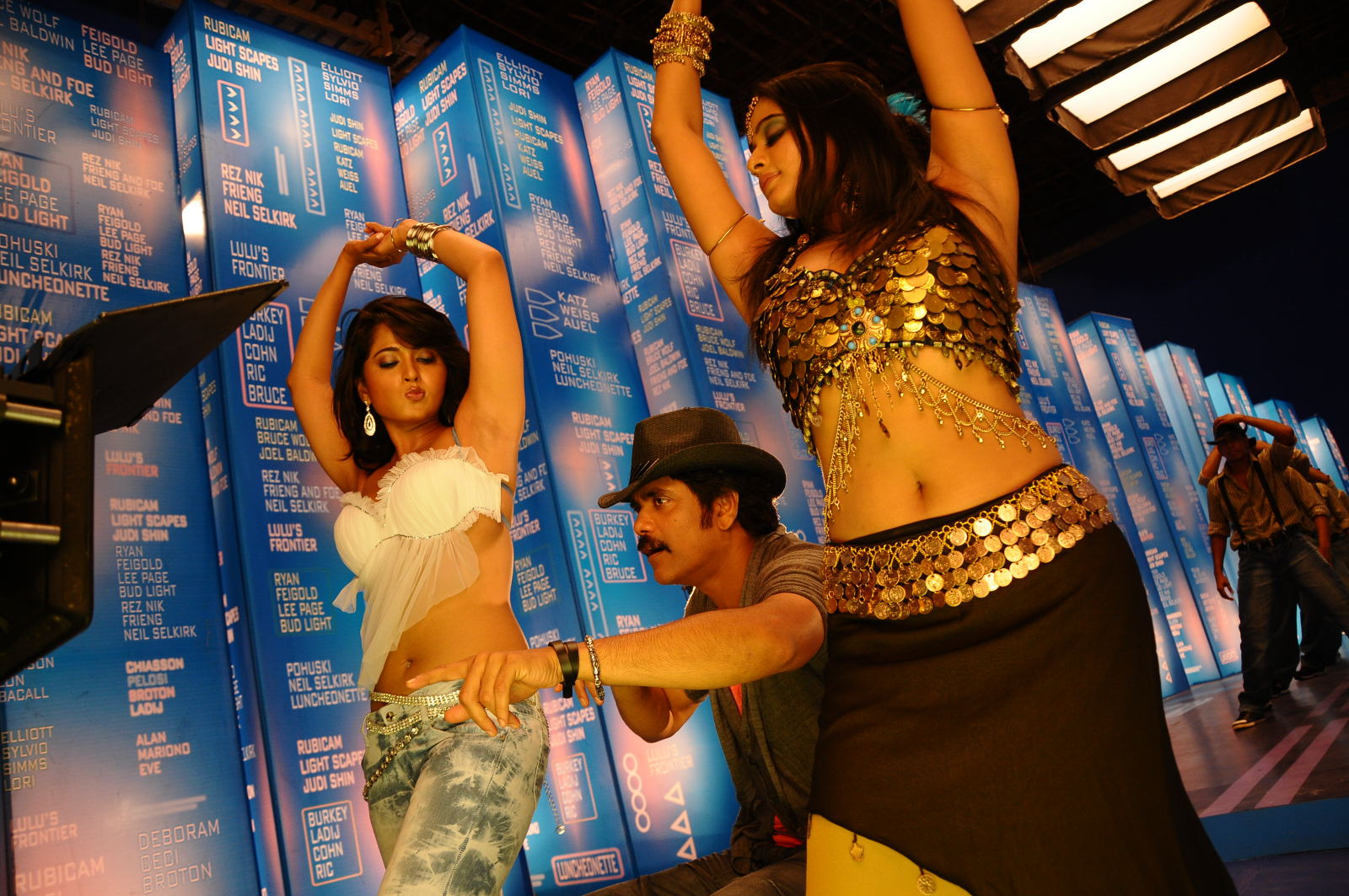 Priyamani dancing on floor