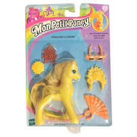 My Little Pony Princess Golden Light Prince and Princess Ponies II G2 Pony