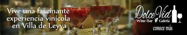 Tómate un vino en Villa de Leyva en el mejor lugar: Dolce Vid wine bar