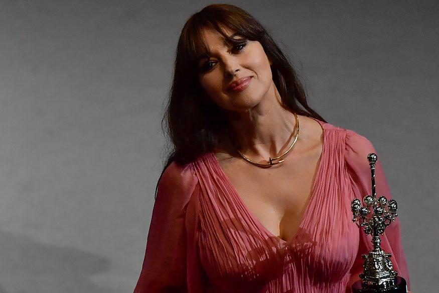 Monica Bellucci at 65th San Sebastian Film Festival Photo Gallery
