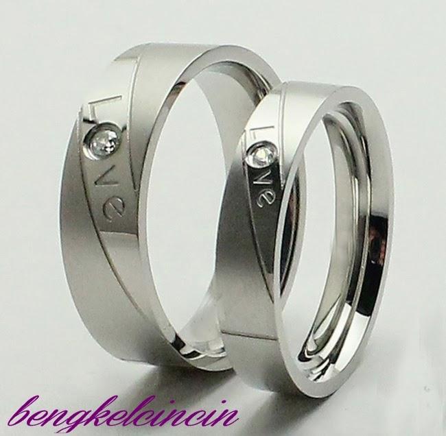 cincin kawin perak
