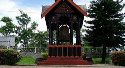 Lonceng Cakra Donya peninggalan kerajaan Samudera Pasai - berbagaireviews.com