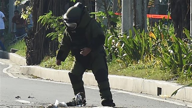 Bomb neutralized near US Embassy in Manila: Police