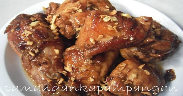 Crispy Chicken Adobo Recipe