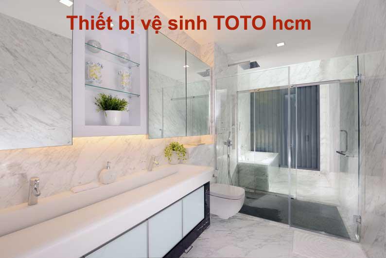 Thiết bị vệ sinh TOTO hcm chính hãng giá gốc
