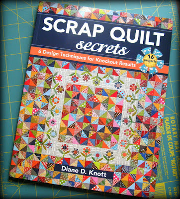 Scrap Quilt Secrets Giveaway and Blog Tour!
