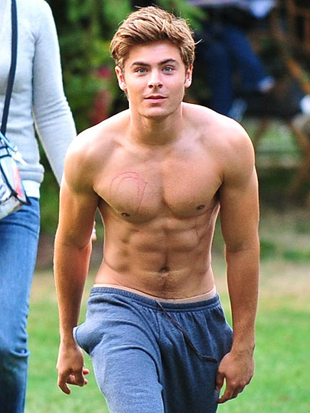 10 Kitchen And Home Decor Items Every 20 Something Needs: What The Heck? Trending Now...: ZAC EFRON's Sexiest Photos