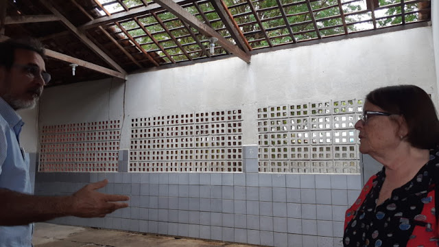 Prefeitura de Goiana define prazo de 150 dias para concluir reformas em 36 escolas