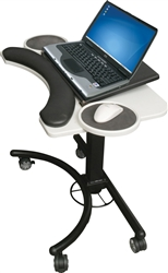Mobile Laptop Workstation