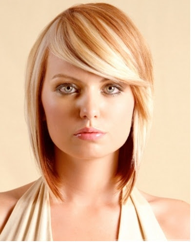 Bob Hairstyles For Round Faces - Hairstyles Bobs