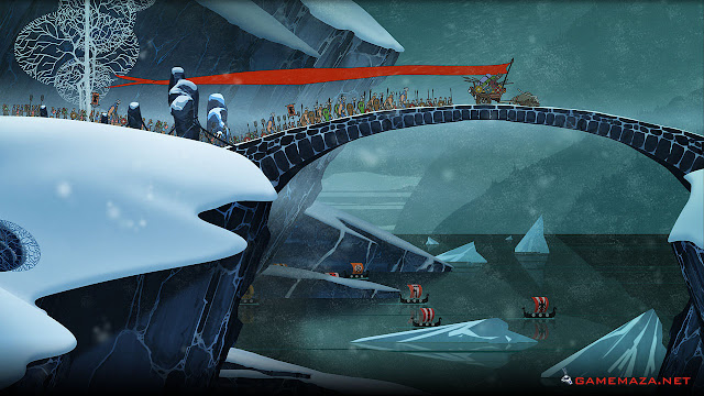 The Banner Saga Gameplay Screenshot 2