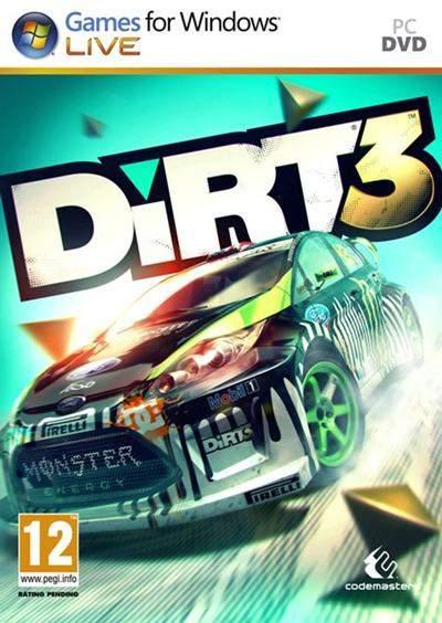 Dirt 3 PC Full Español 2011 ISO Descargar Skidrow