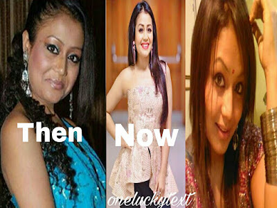 neha kakkar then and now