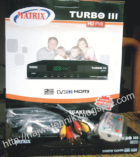 Matrix Turbo III HD PVR