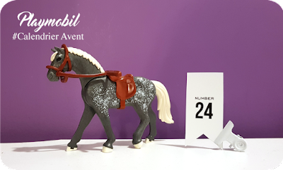 Les Calendriers de l'Avent Playmobil Centre Equestre