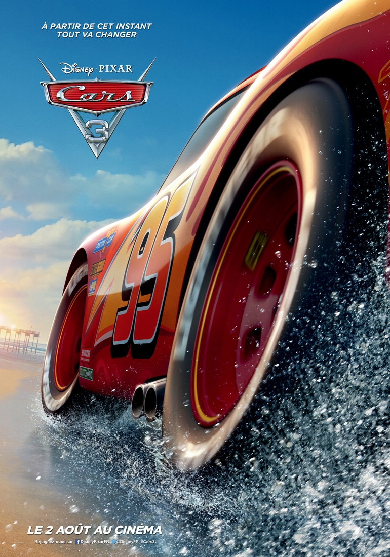 Cars 3 Hindi Dubbed Dual Audio
