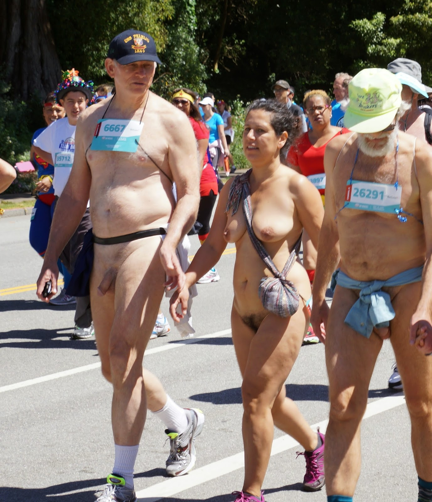 Sorry, bay to breakers naked pictures