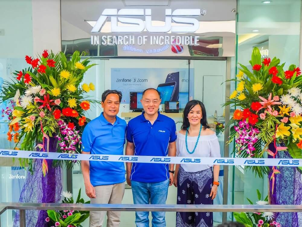 ASUS Opens Concept Store in Boracay to Mark its 10th Anniversary