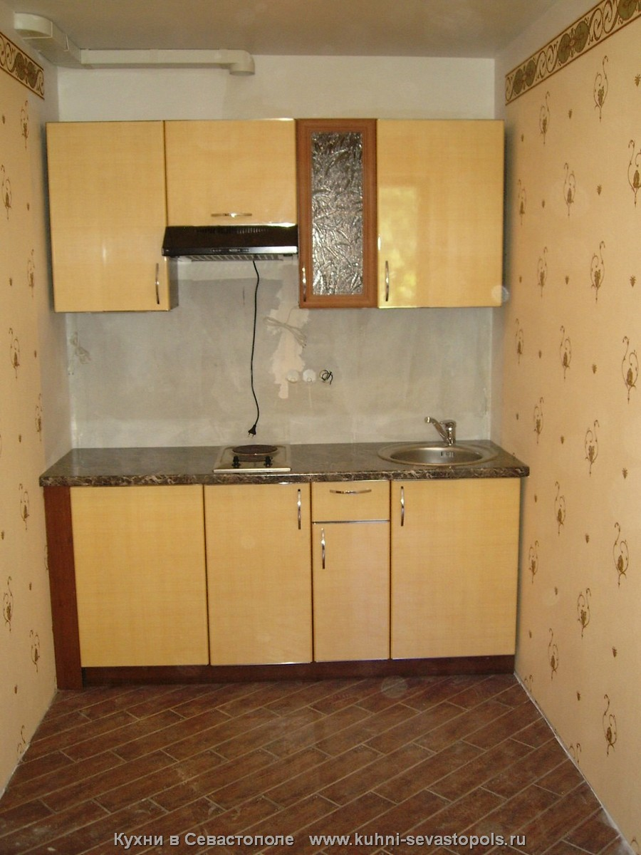 Встроенная кухня Севастополь