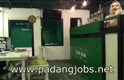 Lowongan Kerja Padang: Little Drink Cafe April 2018