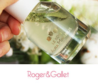 Double-extrait le soin Aura Mirabilis de Roger & Gallet
