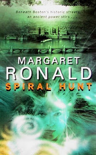 Book Review: Spiral Hunt by Margaret Ronald