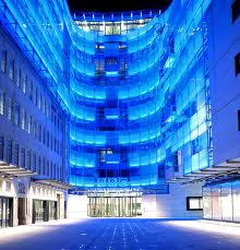 New Broadcasting House (image BBC)