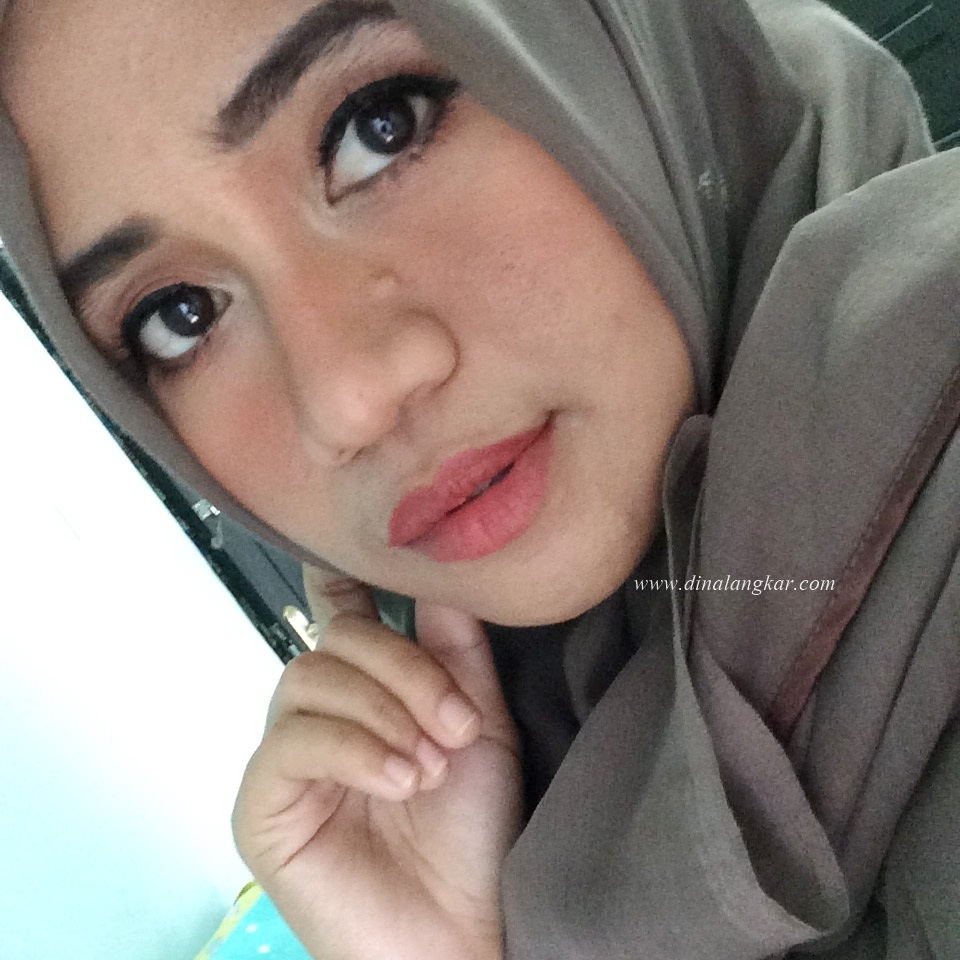 Kolaborasi Make Up Nude X FBB (Female Blogger Banjarmasin