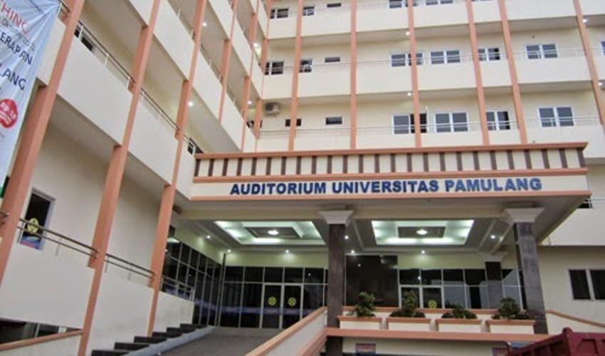 Hari Pertama Tes Mahasiswa Baru UNPAM (Gelombang 3)