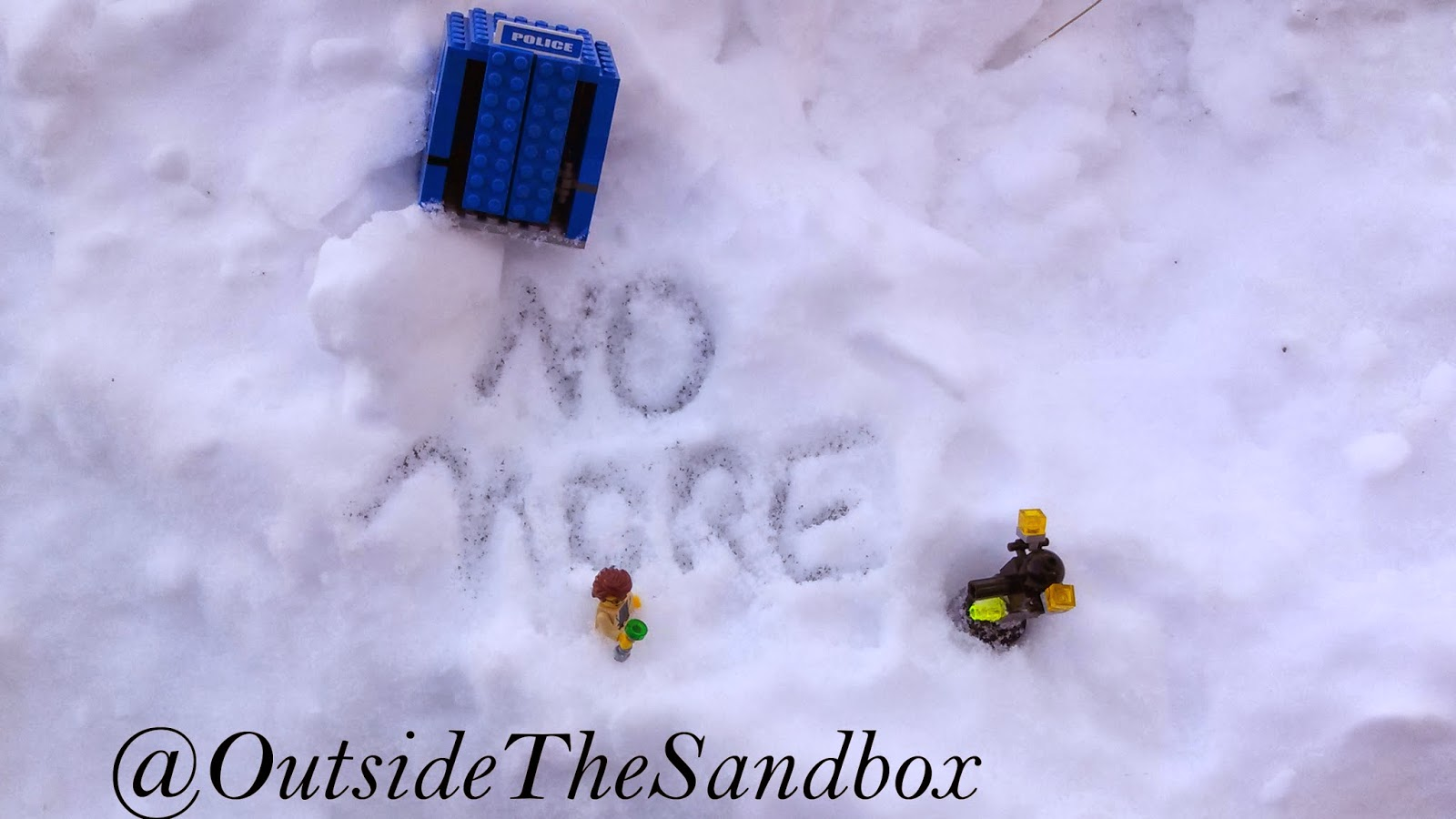 Outside The Sandbox